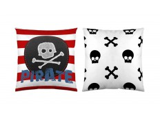 Cojín con relleno Isla Pirata
