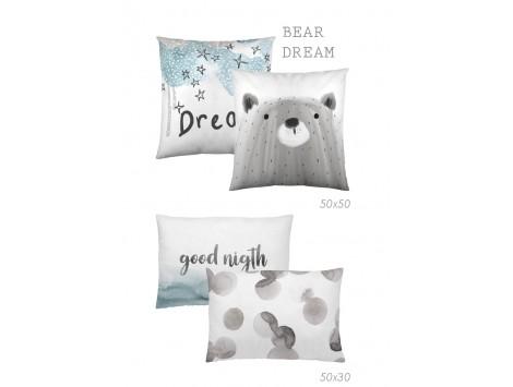 Cojín Bear Dream Naturals