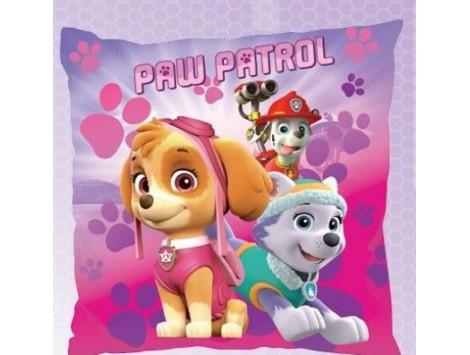 Cojín Patrulla Canina Rosa 2