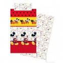 Juego de Sábanas Mickey 100% algodón