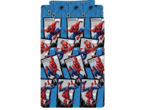 Juego de Sábanas Spiderman